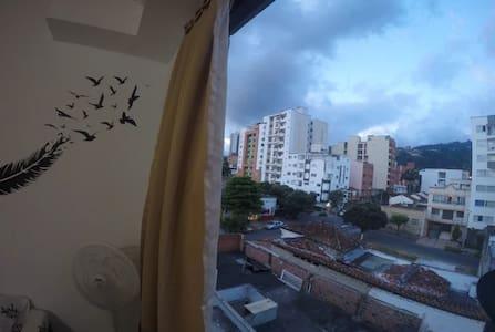 Apartaestudio Funcional para 4 personas y mascotas - Bucaramanga - Apartament