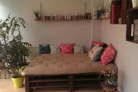 Cosy Sunnyside Room with Balcony - Appartement