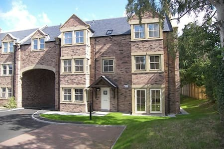 The Beacons, luxury apartment in centre of Hexham - Hexham