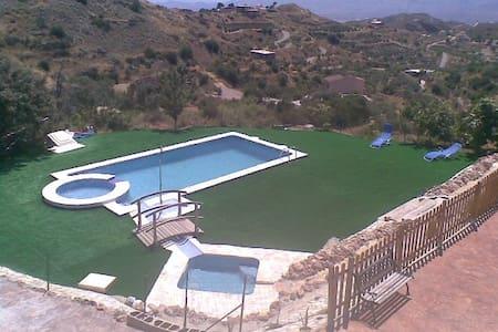 Alojamiento rural Los Castros - Chalet