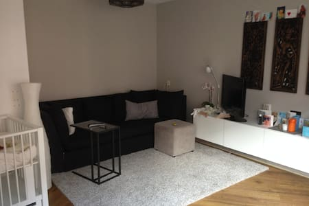 family apartment with babyroom - Amsterdam - Apartment