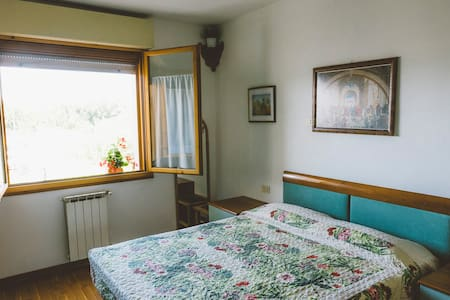 COZY AND BRIGHT ROOM WITH WI-FI! - Florencia - Apartamento