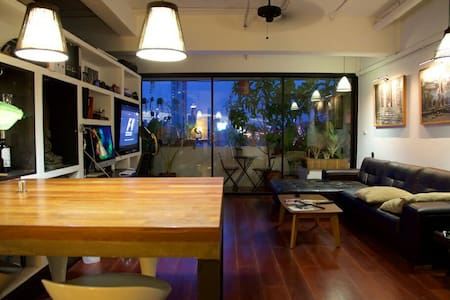Design apartmen... incredible views - Bangkok - Appartement