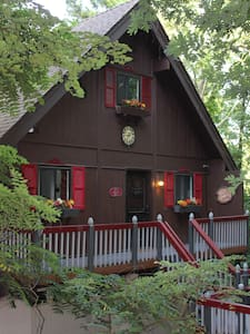The Cuckoo Chalet - Harpers Ferry - Cabana