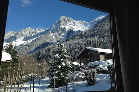 Family Chalet, Chamonix valley - Rumah