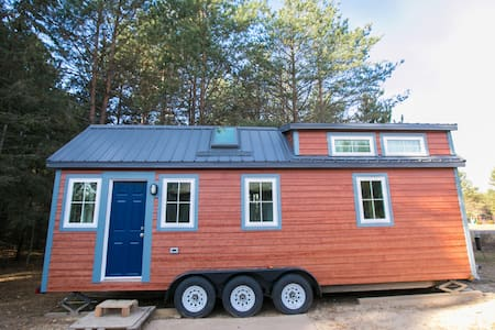 Hogan's Haven Tiny House - Autre