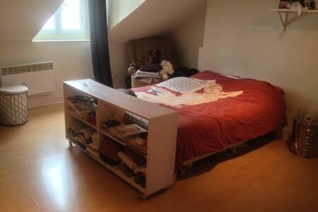 Big Room Nice Flat, 7 mn Montmartre