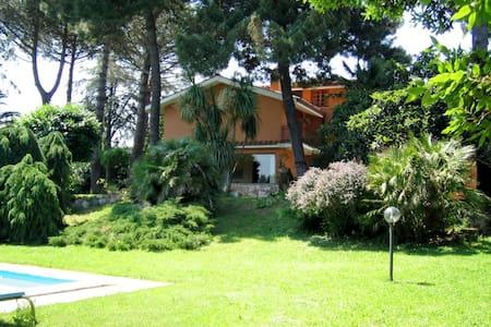 B&B in Private Villa with Pool - Zagarolo - Villa
