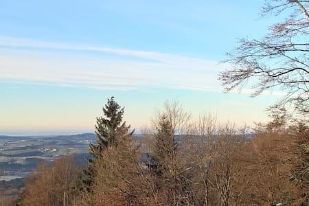 Urlaub auf Geyersberg - 800m oberhalb Luftkurortes - Freyung - Wohnung