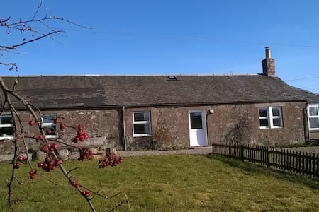 Incheoch Farm Cottage - Alyth