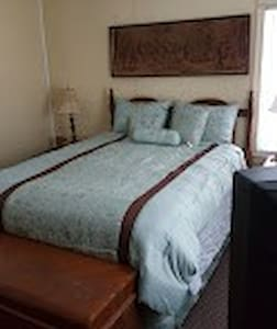 NEAR University of Mt Olive BED Master Suite - Mount Olive