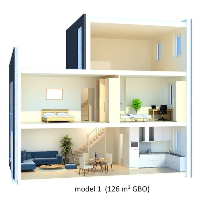 Private Room in 3 Bedroom Home