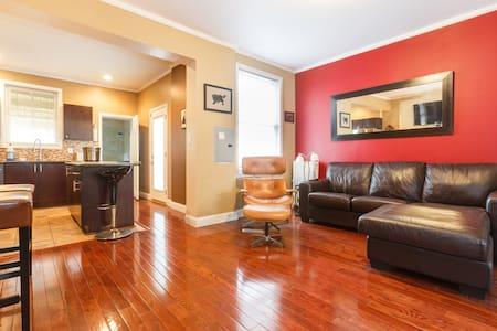 Cozy 1-Bedroom Flat near Manhattan - Union City - Apartamento