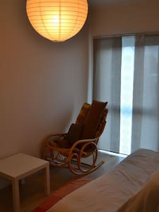 private room in big 2 Bedroom-Flat - Appartement