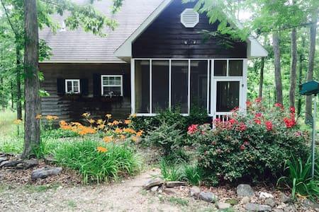 Merlyn's Cabin - Zomerhuis/Cottage