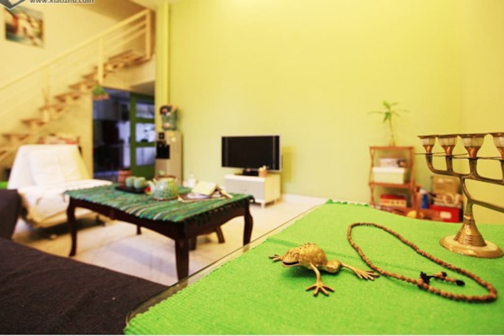 Chengdu Tongzilin,cozy room for you