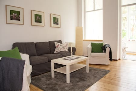 Ferienwohnung - Villa Iduna 2 - Ostseebad Heringsdorf - Apartament