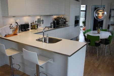 Exclusive 3 bedroom apartment - Herning
