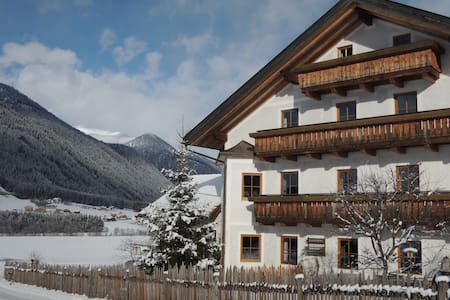 Farm holidays South Tyrol-Dolomites - Gsies - Leilighet