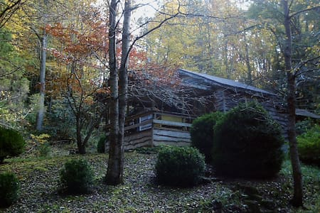 Rustic, quaint cabin in Celo, NC - Burnsville - Ev