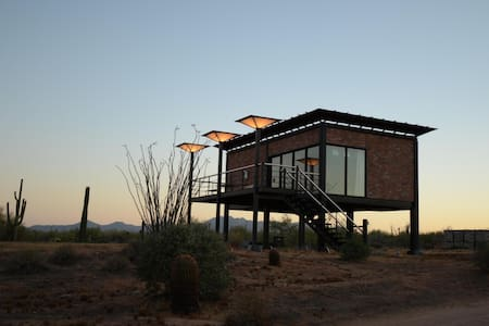 Phoenix/ScottsdaleAZ Casita Retreat - Talo