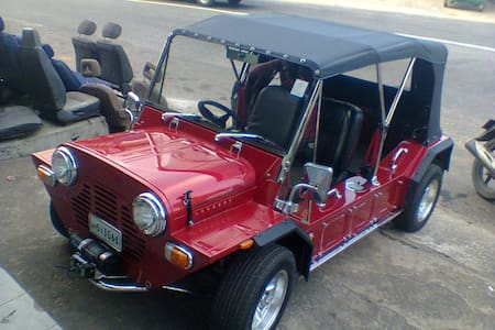 It is new but old type of Minimoke