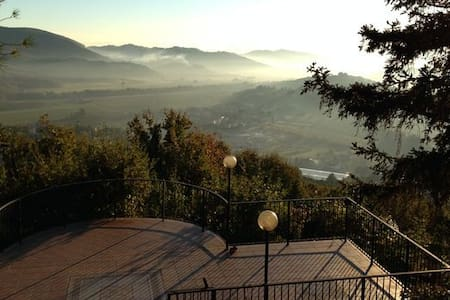 Panoramic Countryside-Appartment - Corciano