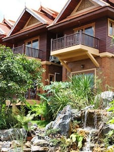 2 Storey Villa suite in  Spa Resort - Ev