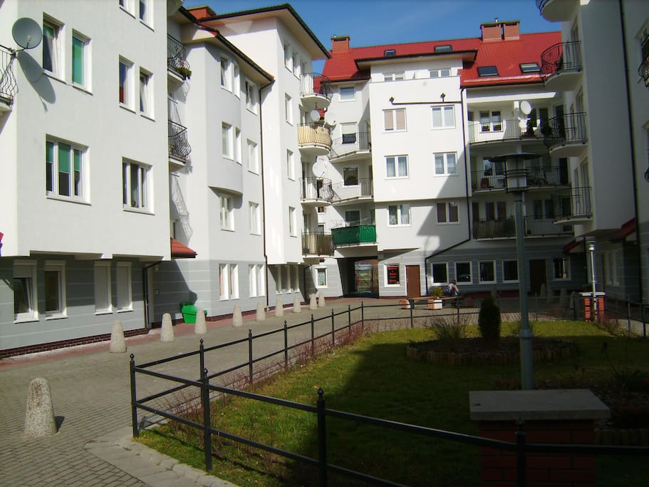 House / Haus / Nasz dom (east side view)