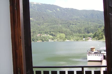 Appartamento vista lago Serraia - Baselga di Piné - Huoneisto