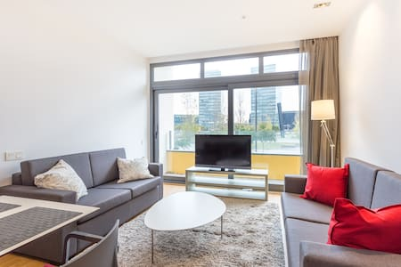 Barcelona Fira Vina Apartment - Apartment