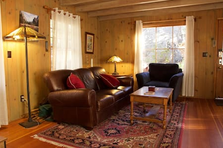 Twin Rock Tree House - Idyllwild-Pine Cove - 小木屋