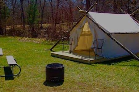 Glamping Canvas Tent KOA (42A) - Sátor