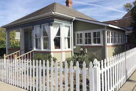 Heart of PG Cottage - Pacific Grove