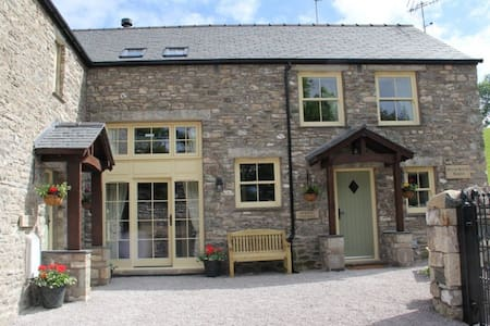HELM MOUNT LODGE, Barrows Green, Kendal, South Lakes - Hus