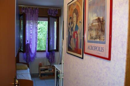 RAVENNA- SINGOLA CON BAGNO PRIVATO  - Wohnung