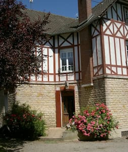 EXMES  :  Chambres en Normandie, suite à louer - Exmes - Bed & Breakfast