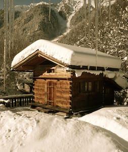Chamonix Winter/Summer Mazot - Cabane