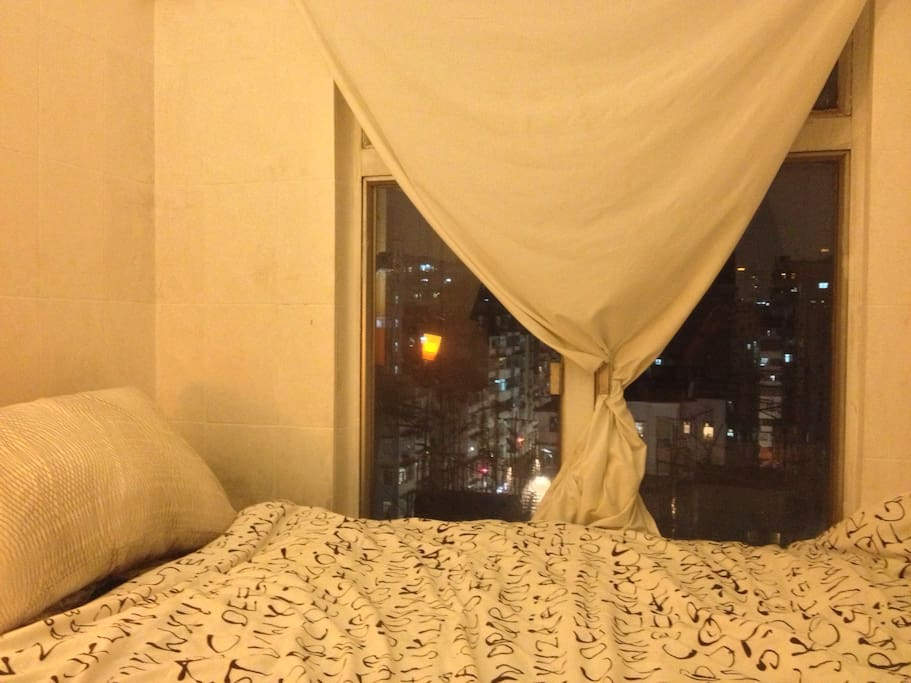 Double bed room - monthly rental