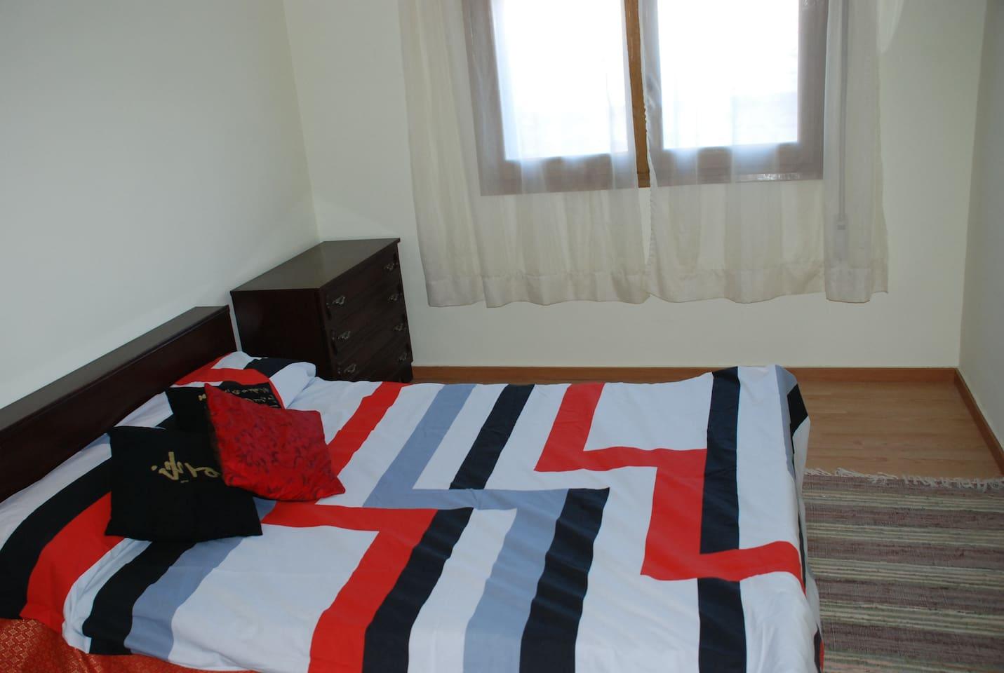 Nice big flat in Olite
