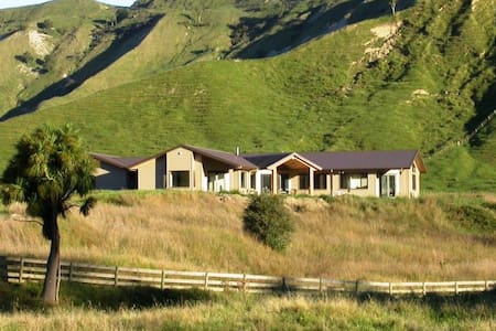 Koherepo Eco-Lodge Hawkes Bay area - Bed & Breakfast