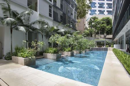 2br 4-6pax in Orchard 5 min to MRT - Singapore - Condominio