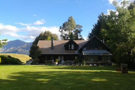 Country house with mountain view - Bed & Breakfast