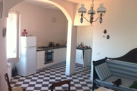 Maison avec vue sur mer - Cuglieri - Casa