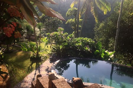 Villa Constance-unique retreat,Ubud