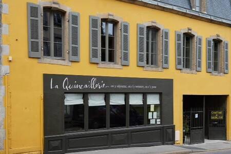 La Quincaillerie - Chambre 5 - Audierne - Bed & Breakfast