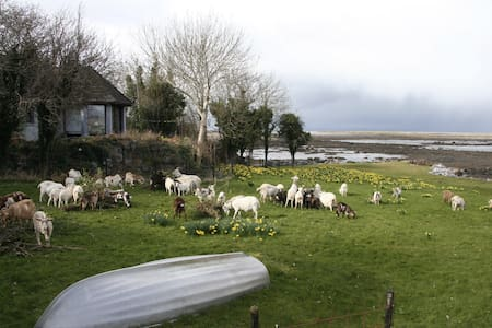 Harbourhillhouse Goatfarm - Haus