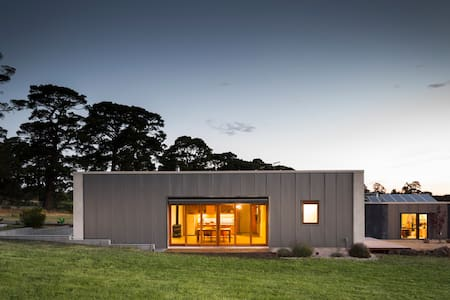 Modern Regional Strawbale House