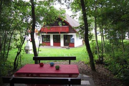 idyllisches und ruhiges Ferienhaus - Huis
