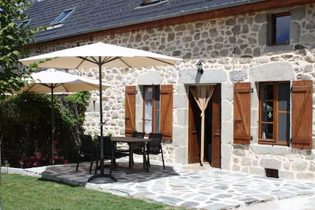 Nice stone cottage,South of France - Leilighet